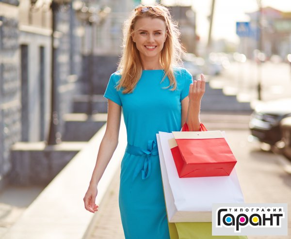 Бумажные пакеты-выбираем пакет