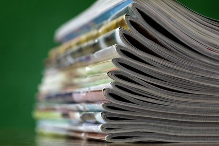 Производство каталогов методом цифровой печати