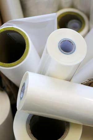 Изготовление широкоформатных баннеров из плёнки