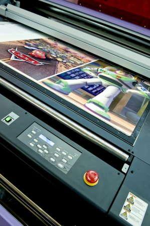 """Срочное изготовление плакатов цифровым методом в типографии """"Гарант"""""""