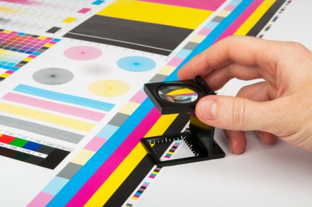 Требования к цветам, используемым в публикации